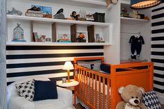 quarto de bebe azul marinho - Pesquisa Google