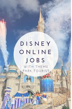 If your heart starts beating with excitement thinking about Disney, then Disney online jobs offer a way for you to earn money from home as well as share your love for all things Disney Earn Money From Home, Earn Money Online, Way To Make Money, Online Jobs From Home, Online Work, Marketing Program, Work From Home Moms, Work At Home Jobs, Making Ideas
