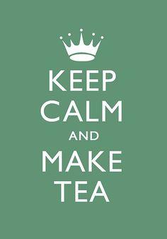 tea tea tea - Click image to find more Food & Drink Pinterest pins
