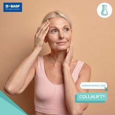 Hemos incorporado un nuevo activo cosmético BASF, Collalift® ayuda a la síntesis de colágeno, disminuye las líneas de expresión y reduce los poros ¡Conozca más! Chemistry, Serum, Personal Care, Layers Of Skin, Self Care, Personal Hygiene