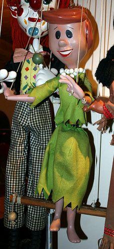 Pelham puppet UK Hanna Barbera