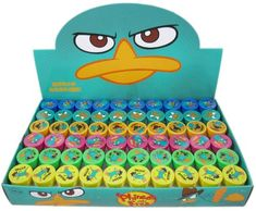 Disney 6 Piece Assorted Phineas and Ferb Agent Perry Stamps Mario Party Games, Toy Model Cars, Disney Princess Toys, Baby Doll Accessories, Rescue Vehicles, Phineas And Ferb, Batcave, Shopkins, Baby Bottles