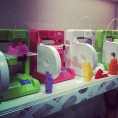 cubify's 3D printers