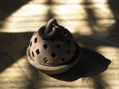Detail Insect Coil Pot at Six Senses Zighy Bay, Oman. www.sixsenses.com