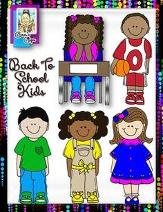 This Flash Freebie set includes 15 Back-to-School Kids in PNG and Line Art  format.    Enjoy and please leave feedback if you choose to download.  I LOVE to hear your comments...  Thanks Friends, Cara;0)    Cara's Clips are created by Cara E. Taylor, Creative Playground.