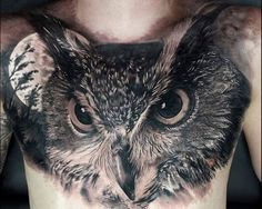 owl tattoos 2