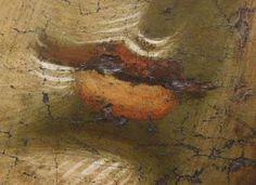 md-neamt Byzantine Icons, Byzantine Art, Face Icon, Religious Paintings, Religious Icons, Painting Process, Orthodox Icons, Ancient Art, Mosaic Art