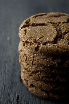 Molasses Cookies...GOOD BUT NOT SURE IT'S MY BEST RECIPE (LOOKING FOR ONE WITH BROWN SUGAR??)