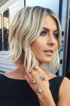This is what I'm going for next... Ready to cut it off and go super blonde!