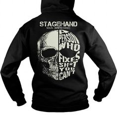 Awesome Tee Stagehand Exclusive Shirt T-Shirts