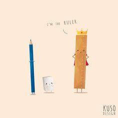 Ruler by kusodesign.deviantart.com on @deviantART