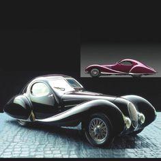 1937 Talbot Lago...sexy curves!