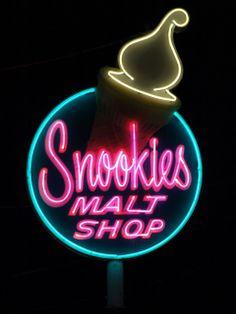 Snookies Malt Shop | Flickr - Photo Sharing!