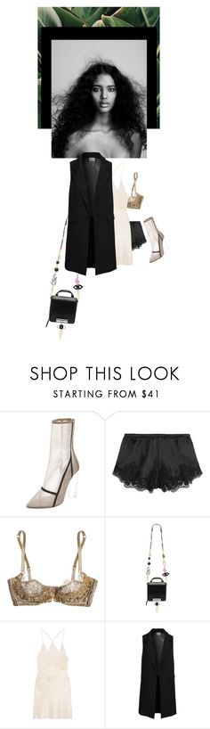 """""""Feel"""" by no-body ❤ liked on Polyvore featuring adidas Originals, Dolce&Gabbana, Agent Provocateur, Kenzo, Calvin Klein Underwear and Vero Moda"""