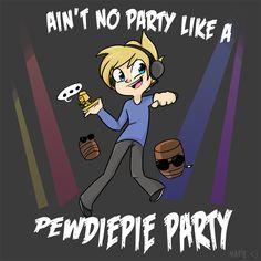 pewdiepie | ... like a pediepie party - Pewdiepie Photo (31247557) - Fanpop fanclubs
