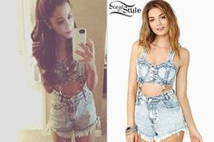 Ariana Grande's Clothes & Outfits   Steal Her Style