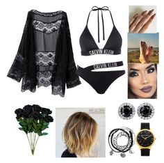 """""""ÇK"""" by bigboo-123 on Polyvore featuring Calvin Klein"""