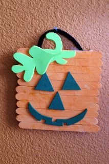 Adventures of the Grigg Boys: Halloween Crafts
