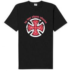 In hoc signo vinces #krzyż #cross #sign #koszulka #koszulki #znak