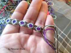 Macrame by Peruvian Knots.