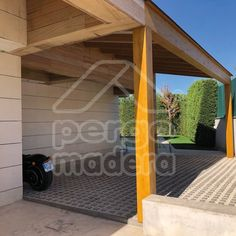 Pergola, Outdoor Structures, Garages, Wood, Arbors