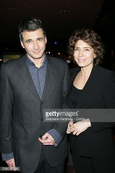 Olivier Minne and Marie-Ange Nardi at the France…... #licciananardi: Olivier Minne and Marie-Ange Nardi at the France…… #licciananardi