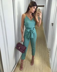 Cool Outfits, Summer Outfits, Casual Outfits, Fashion Outfits, Womens Fashion, Look Star, Look Office, Brunch Outfit, Cozy Fashion