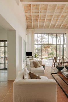 Living Room Grey, Home Living, Interior Design Living Room, Living Room Designs, Modern Living, Living Rooms, Minimalist Living, Luxury Living, Apartment Living