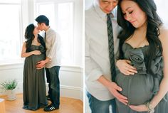 Maternity Session by Lisa Lefkowitz - On to Baby