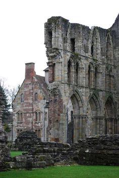 Wenlock Priory, Much Wenlock, Shropshire ~ Stephanie Jackson