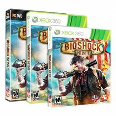BioShock Infinite Premium Edition for Xbox 360