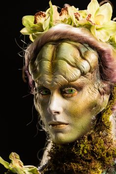 Laura. Spotlight Challenge: Mother Earth Goddess. FaceOff – Season 5. #FaceOff