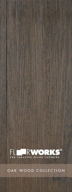 Can you believe it's #LVT #Flooring ? // #Floorworks ® Oak Wood #Plank Collection // Gunsmoke Oak // Learn more & order samples here http://matsinc.com/commercial-flooring-products/contract-flooring/luxury-vinyl-planks/floorworks-oak-wood.html: