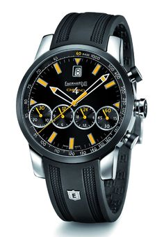 Eberhard Co. Chrono 4 Colors #luxurywatch Eberhard Co Swiss Watchmakers #horlogerie @calibrelondon