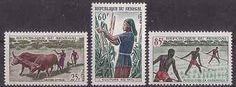 SENEGAL-1965-PROGRESS-IN-AGRICULTURE-MNH-M617