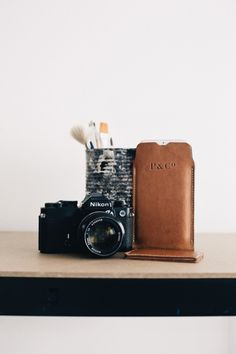 Made in England Leather goods available from: www.pand.co