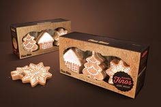 Biscoitos Finos Fluss Haus on Packaging of the World - Creative Package Design Gallery