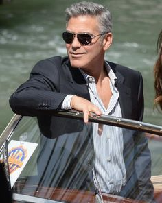 George Clooney. i have an obsession with him alsoo.. sorry
