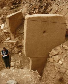 Göbeklitepe- Urfa, 9600 BC (11.600 years ago)photography: Erdinç Bakla (2012)Earlier than most scientists thought by several thousand years. Time to re-think the theories.
