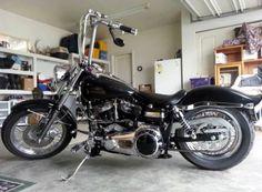 1976 Harley Davidson FXE (complete resto)