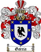 $8.99 Pay for Garcia Family Crest / Garcia Coat of Arms