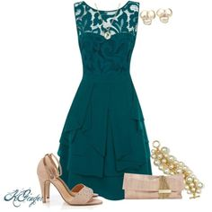 Always a Bridesmaid Contest by kginger on Polyvore