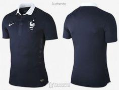 França na Copa de 2014 e com nova camisa - http://www.colecaodecamisas.com/franca-na-copa-de-2014-e-com-nova-camisa/ #colecaodecamisas #Copadomundo2014, #Nike