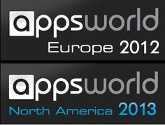 2012 – 2013 Innovative Apps World Event to Hits London