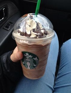 My Favourite, Double Chocolaty Chip Frappuccino