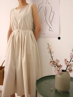 Artist Dress   Made-to-measure fashion by MétaFormose on Etsy