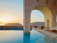 Blue Palace: Greece
