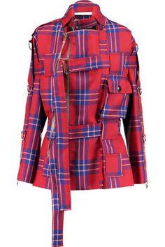 Vivienne Westwood ジャケット ☆名作☆ボンデージ ジャケット タータンチェック ANGLOMANIA(8)