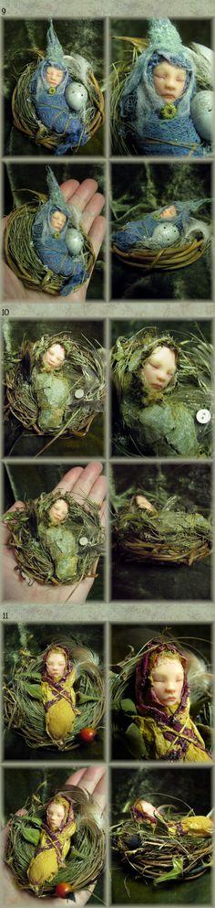 Nenúfar Blanco ~ Fairy Nursery