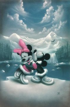 The Magical World Of Disney: Mickey  Minnie